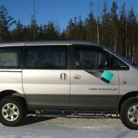 Хендэ Старэкс - КЛАСС МИКРОАВТОБУС (Hyundai Starex)