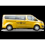 Микроавтобус 6 мест (только иномарки) +2000 р.