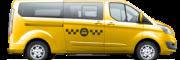 Микроавтобус 6 мест (только иномарки) +1000 р.